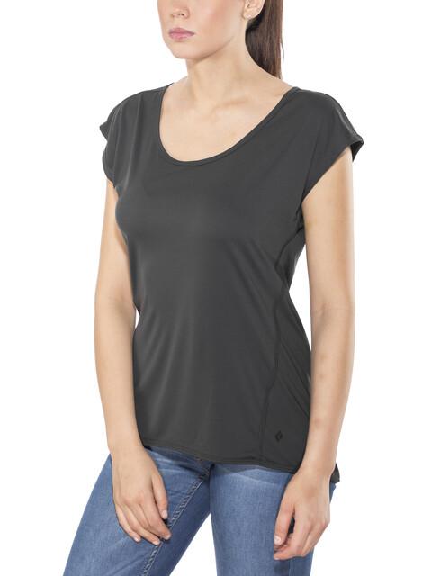 Black Diamond Moblity t-shirt Dames grijs